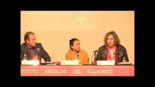 """II Congreso Internacional del Flamenco.Mesa Redonda """"Flamencos en el Mundo"""""""