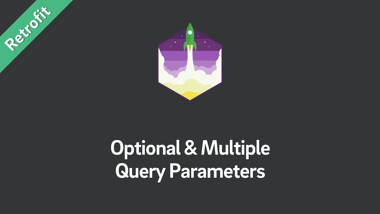 Retrofit — Optional Query Parameters