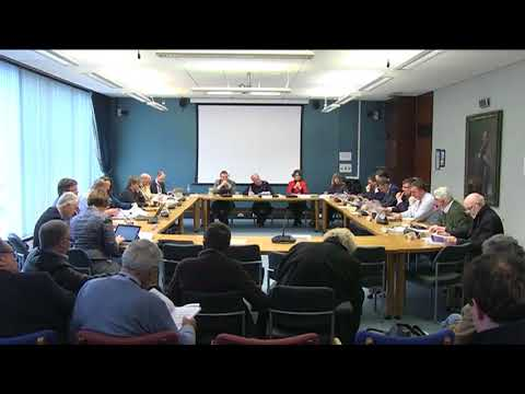 Shropshire Council Cabinet February 14th 2018