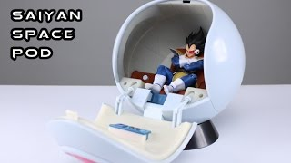 Dragon Summon SPACE POD Dragon Ball Z Figure Review