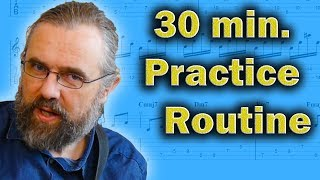 Jazz Practice Routine How To Find The Perfect Balance