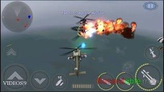 GUNSHIP BATTLE:Future War-Mangusta