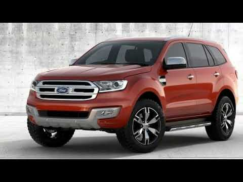 THE BEST !! 2018 Ford Everest Price and Release Date