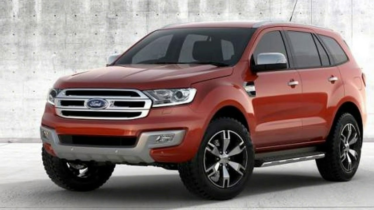 2018 Ford Everest Release Date And Price >> The Best 2018 Ford Everest Price And Release Date Youtube