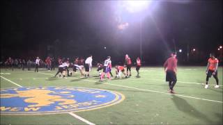 Townbeef Savage vs Rebels 2014 Breast Cancer Charity Game