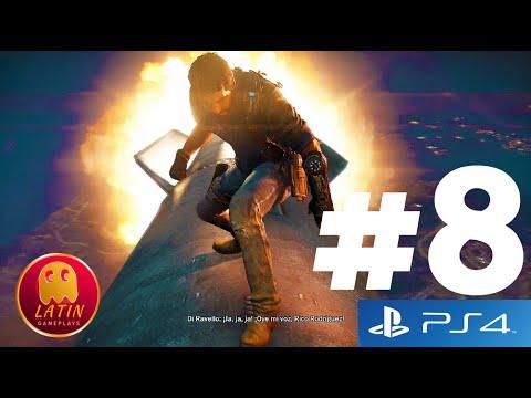 Just Cause 3 parte 8 Español latino - Mision 9 (acto 1) Vaquero explosivo - Gameplay