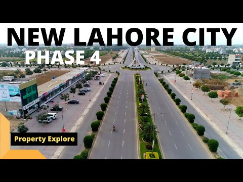 New Lahore City (Phase 4) - Complete details of Project