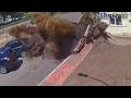 Mega-explosie In Oekraïne Gefilmd