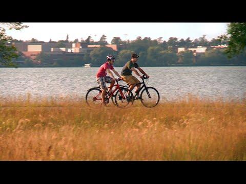 Common Ground 620 - Biking Bemidji