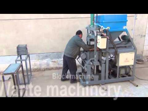 WT1-10M (Eco premium 2700) Interlocking brick making machine