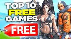 TOP 10 Free PC GAMES - 2020 NEW!