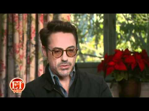 Download Youtube: Downey Had His 'Heart Set on' Scenes in Drag   ETonline.com.