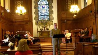 Coming Alive:  Easter Sunday, April 24       Rev. Kent Matthies