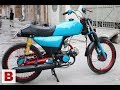 HONDA CD 70 TOP MODIFIED BIKES IN PAKISTAN|FUN TECHS|TOP COMPETITION