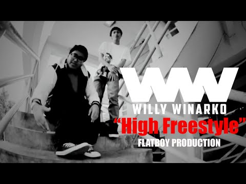 Willy Winarko - High (Freestyle)