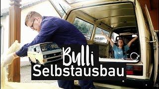 Bulli Selbstausbau  🚌 Bruno wird zum Camper Part 1
