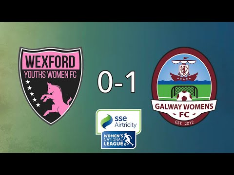 WNL GOALS GW23: Wexford Youths 0-1 Galway WFC