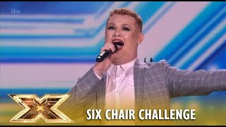 Drag Queen Thomas Pound TAKES On Greatest Snowman´s This Is Me! WATCH OUT! | The X Factor UK 2018
