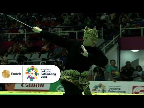 MENGAGUMKAN! Sugianto Raih Nilai Tertinggi Dalam Pencak Silat Kelas Seni | Asian Games 2018 Mp3