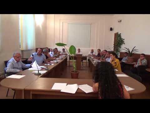Ավագանու  նիստ 02.08.2018թ.