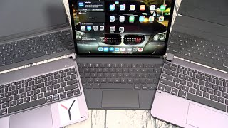 The Best Keyboard For The iPad - Apple Magic, Brydge, Logitech and More!