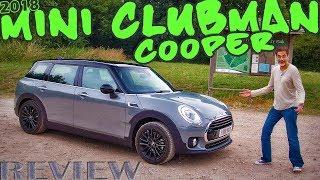 2018 Mini Cooper Clubman Review