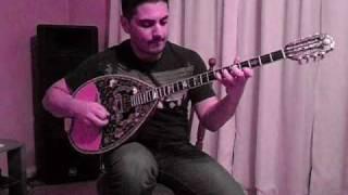 Synefiasmeni Kyriaki Bouzouki Instrumental