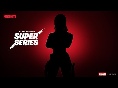 New BLACK WIDOW Skin COMING SOON! (Fortnite Battle Royale)