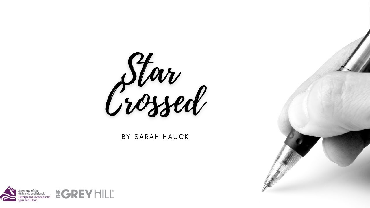 Star Crossed by Sarah Hauck