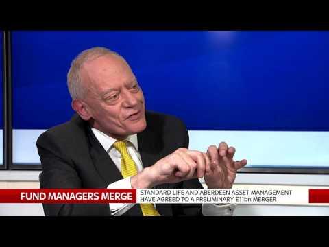 Standard Life chairman: merger with Aberdeen Asset Management 'good for both' companies