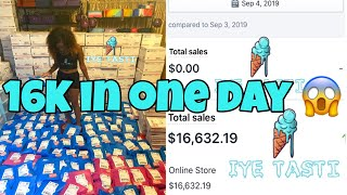 16k in One Day!!!!!| Life of an Entrepreneur