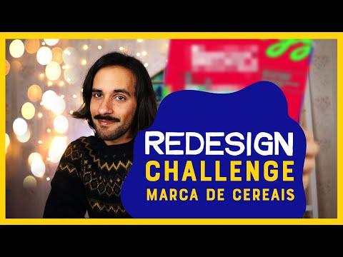 Redesign Challenge: Marca de Cereais | Jorge Madeira