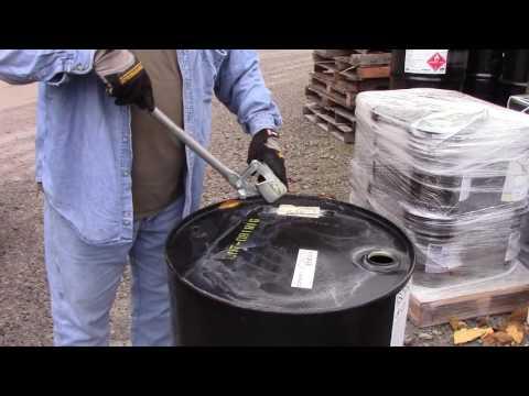 Making  55 Gallon Burn Barrels