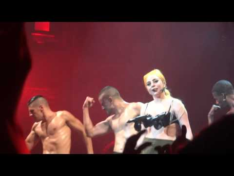 Lady Gaga - Alejandro - Born This Way Ball - Vienna 2012