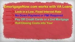 Zero Cost Loans Refinance 30 year No Points Fixed Rate Mortgage Orange County, San Diego, CA Radio