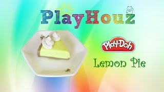 Playhouz - Play-doh Lemon Pie