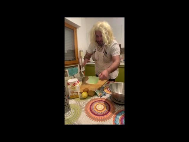Akela - Waingunga Cucina in casa Marzo 2020