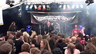 "Contradiction playing ""Lie"" at Dong Open Air 2006"