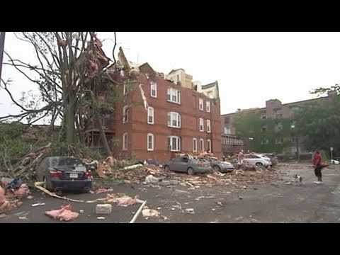 Springfield, Mass., Tornadoes: Lives Uprooted