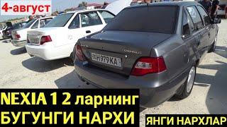 4-август Самарканд Мошина Бозоридаги Нексия ларнархи /Samarkand Moshina bozori/Shehroz tv