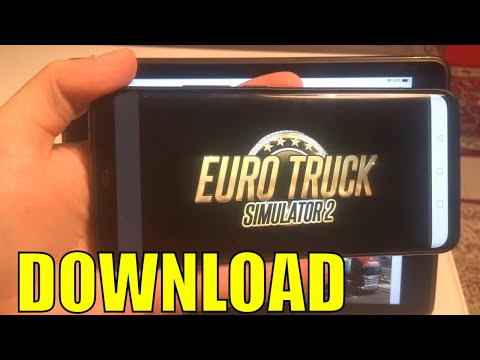 Euro Truck Simulator 2 Download Android & IOS - Road To The Black Sea (2019)
