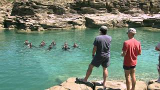 Pirates of the Caribbean: On Stranger Tides - Training with Mermaids