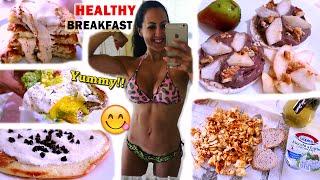 5 COLAZIONI ESTIVE per un CORPO DA SPIAGGIA!!! | Healthy Breakfast Idea - Carlitadolce