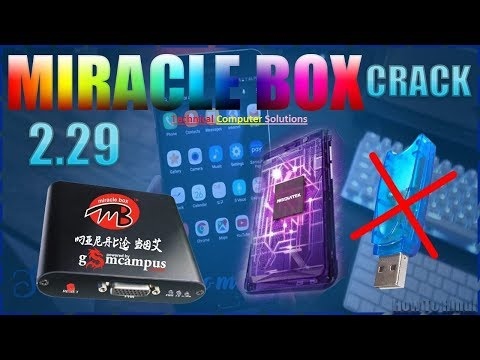 miracle box crack latest 2017 without box