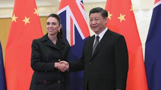 Jacinda Ardern hardens stance on China saying differences are 'harder to reconcile'