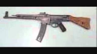 Deutsche Waffen aus dem 2. Weltkrieg Teil 1 Infanterie.wmv