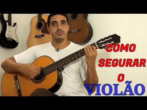 COMO SEGURAR O VIOLÃO  postura para iniciantes no violão  EBOOK GRÁTIS NA DESCRIÇÃO