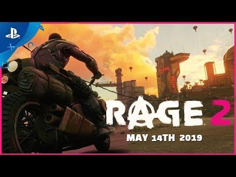 Rage 2 - Open World Trailer   PS4