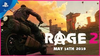 Download Video Rage 2 - Open World Trailer | PS4 MP3 3GP MP4