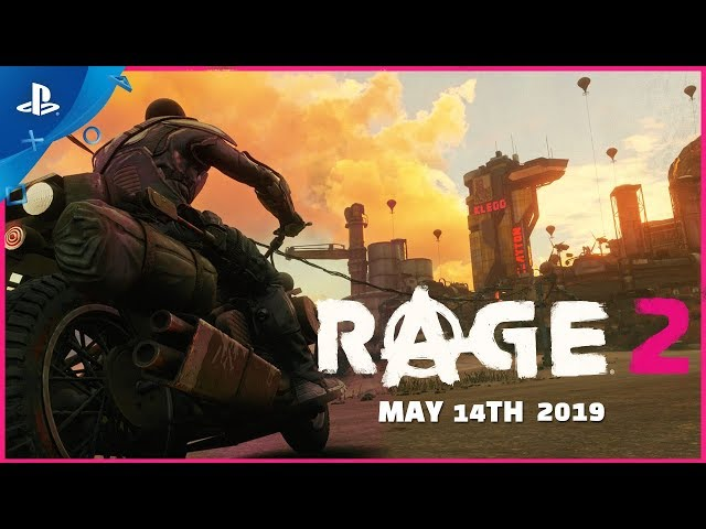 Rage 2 - Open World Trailer | PS4